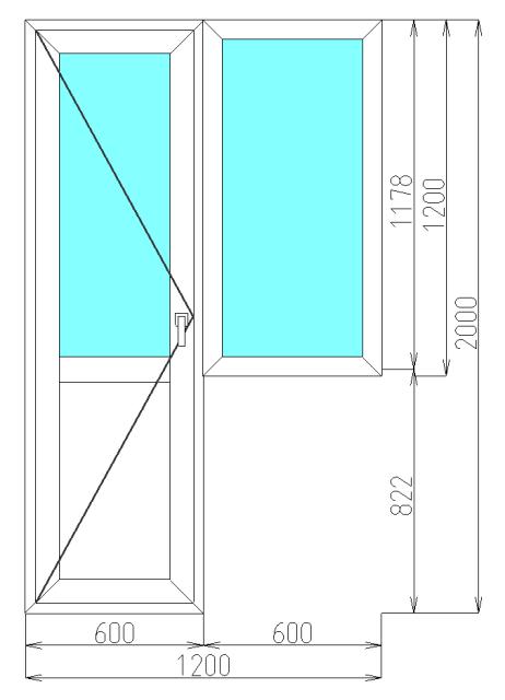 Октябрь, 2016 пластиковые окна, двери, балконы, лоджии в омс.